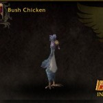Bush Chicken