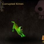 Corrupted Kitten