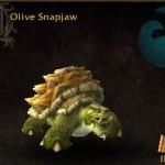 Olive Snapjaw