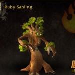 Ruby Sapling