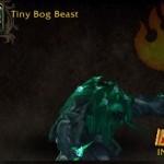 Tiny Bog Beast