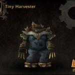 Tiny Harvester
